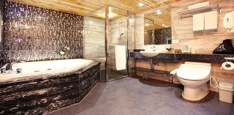 昇美精品旅店 - 衛浴