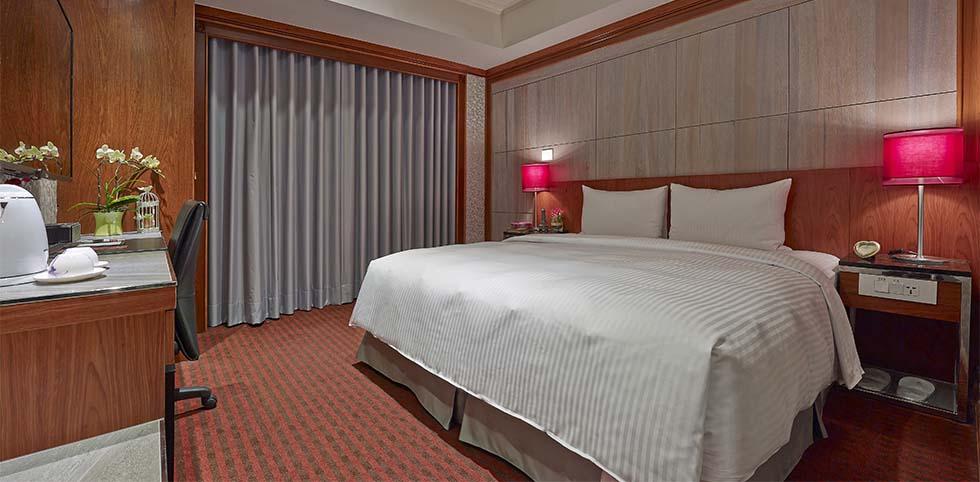 昇美精品旅店 - 高級客房 1