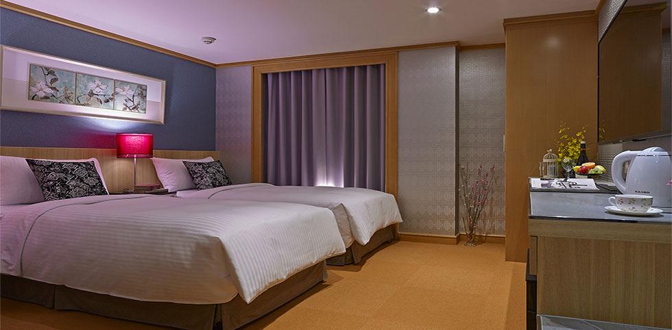 昇美精品旅店 - 標準客房 2