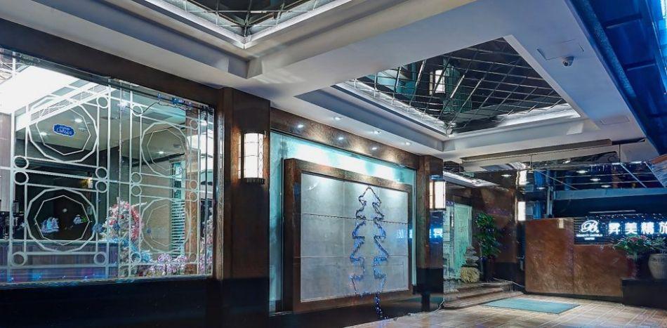 昇美精品旅店 - 外觀