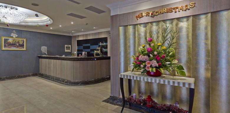 昇美精品旅店 - 大廳